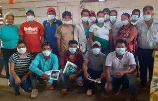 Hombres y mujeres del Norte Amazónico retoman los espacios de formación en liderazgos