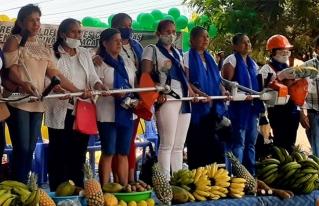 Mujeres del Norte Amazónico implusan e implementan proyectos productivos