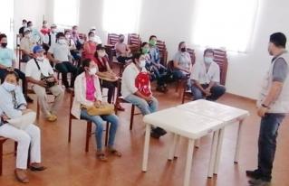 Bomberos comunales de San Ignacio de Velasco reciben capacitación especializada