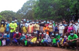 Jóvenes Reforestadores eligen nuevo directorio y rinden informes de gestión