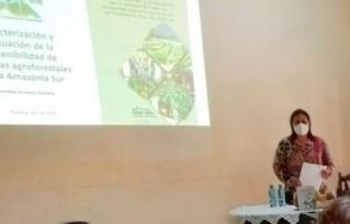 CIPCA Regional Beni presentó los resultados de la investigación de evaluación de la sostenibilidad de sistemas agroforestales