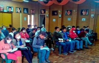 Inició el seminario taller: gestión pública para gobiernos subnacionales