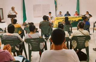 La Central de Pueblos Étnicos Mojeños del Beni (CPEM-B) evaluó los avances de su agenda estratégica y se declara en estado de emergencia ante escasas soluciones a sus demandas por parte del gobierno