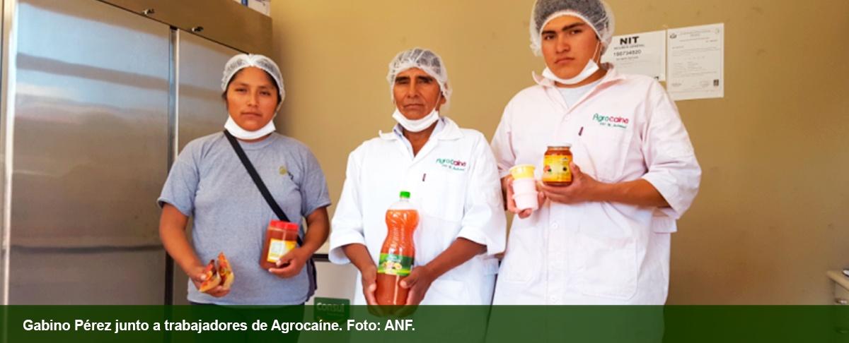 Agrocaíne, microempresa comunaria que genera un mercado interno sostenible en Torotoro