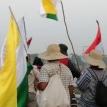 Avanza la Marcha Indígena en defensa de su territorio