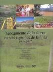 Saneamiento de la tierra en seis regiones de Bolivia 1996-2007. Cuadernos de Investigación, Nº 69
