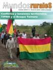 Revista Mundos Rurales No 14. Conflictos y tensiones territoriales: TIPNIS y el Bosque Tsimane