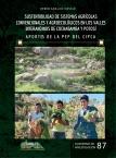Sustentabilidad de sistemas agrícolas convencionales y agroecológicos en los valles interandinos de Cochabamba y Potosí